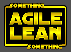 Something Agile Lean Something LOGO Grey